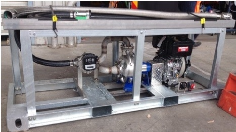 Mechanical liquid pump - Liquip