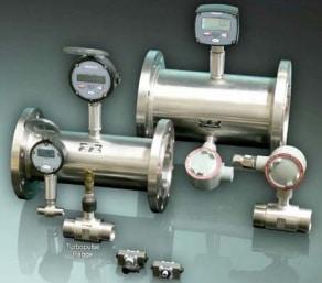 Turbopulse flowmeter - Trimtec