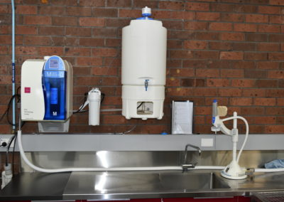 Water purification system Integral 3 - Milli-Q