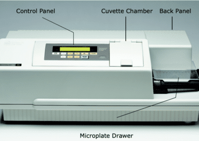 Multimade Microplate Reader - SpectraMax 5